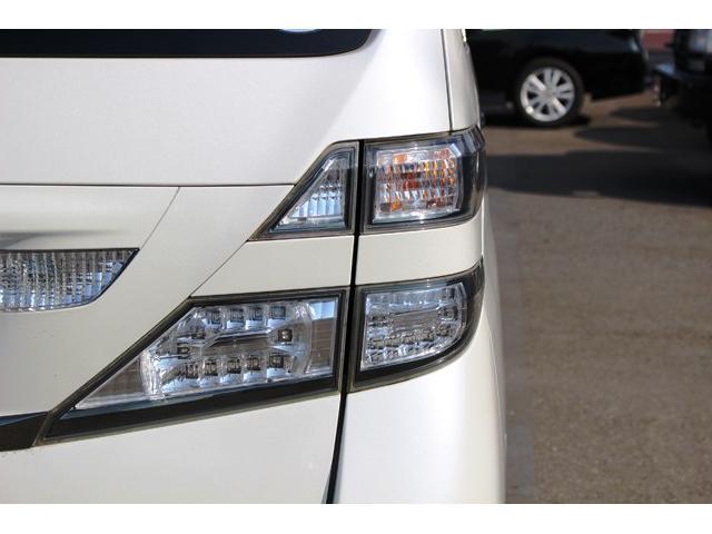 トヨタ ヴェルファイア 2.4Z 純正HDDナビ地デジ両側電動ドアバックカメラ