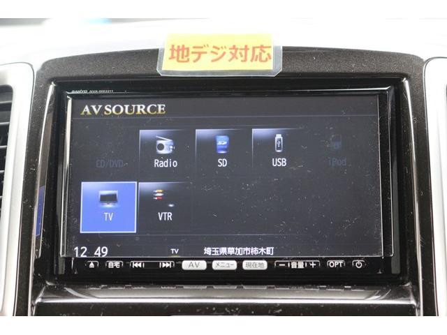 スズキ ソリオ X社外ナビ地デジDVD再生純正14AWフルエアロETC電格