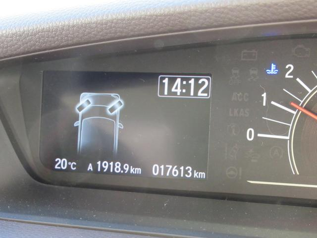 Gホンダセンシング ギャザズナビ フルセグTV バックカメラ ETC車載器 ブルトゥース 衝突軽減ブレーキ ドライブレコーダー クルーズコントロール 横滑り抑制機能 LEDヘッドライト アイドリングストップ(15枚目)