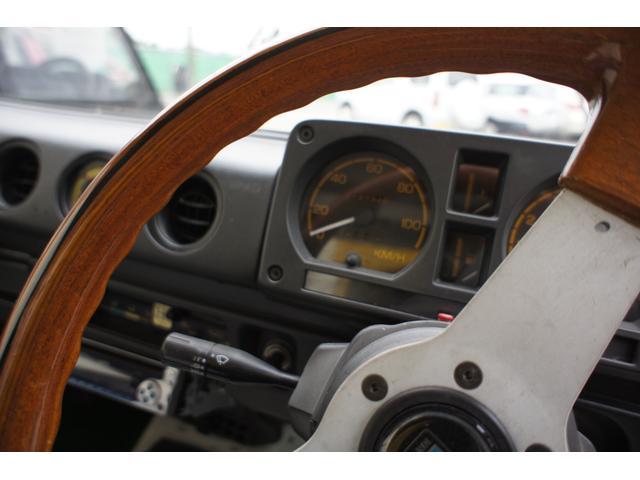 スズキ ジムニー インタークーラーターボ 社外アルミ 幌タイプ ロールバー