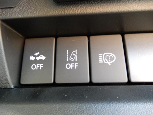 XC 届出済未使用車 スズキセーフティーサポート搭載 LEDヘッドライト クルーズコントロール 16インチアルミ デュアルセンサーブレーキサポート 誤発進抑制機能 先行車発進お知らせ機能(16枚目)