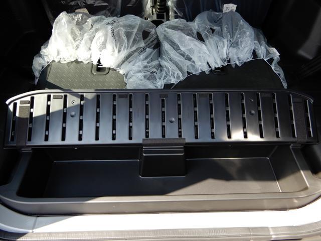 XL DAMDtheRootsコンプリートカスタム 届出済未使用車 4AT スズキセーフティーサポート搭載 誤発進抑制機能 デュアルセンサーブレーキサポート 先行車発進お知らせ機能 スマートキー(23枚目)