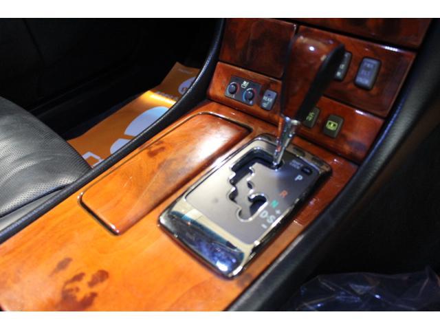 トヨタ セルシオ C仕様 サスコンサンルーフ黒革シートマルチシートエアコン