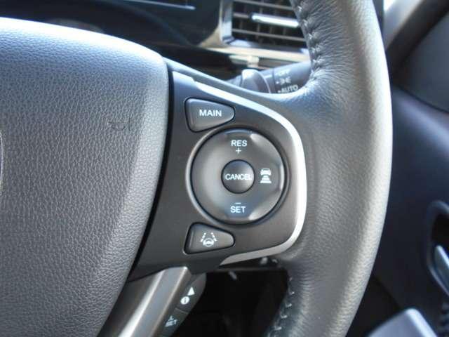 スパーダ・クールスピリット ホンダセンシング 2年保証付 衝突被害軽減ブレーキ クルーズコントロール メモリーナビ Bカメラ フルセグTV 両側電動スライドドア 後席モニター 純正アルミ LED オートライト ETC スマートキー ワンオーナー(11枚目)