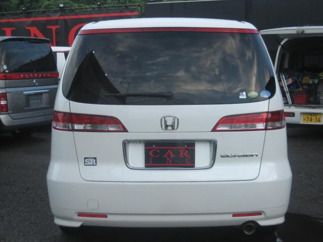 ホンダ エリシオン X 両側パワスラ 革シート シートヒーター HDDナビ