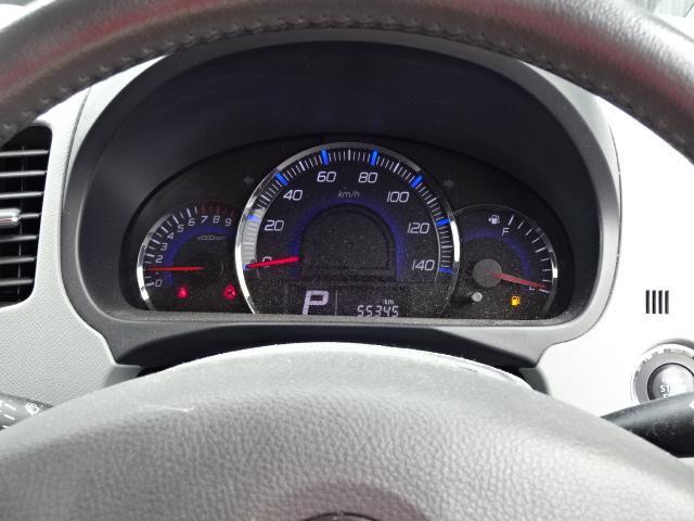 スズキ ワゴンR FXリミテッドII スマートキー ウインカーミラー