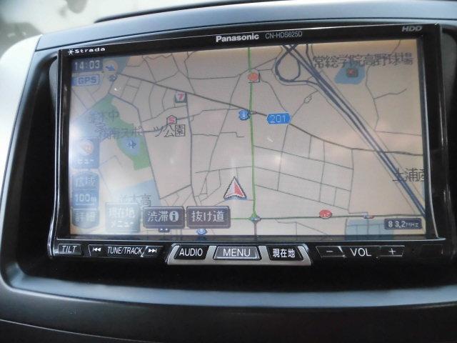 トヨタ ヴォクシー ZS 煌 両側パワスラ 後席モニター 地デジ 社外HDDナビ