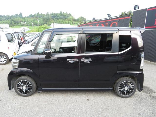 「ホンダ」「N-BOX+カスタム」「コンパクトカー」「千葉県」の中古車7