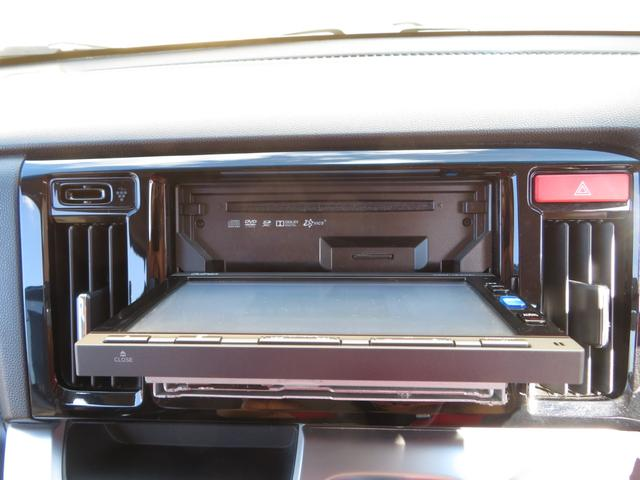 G SSクールパッケージ 純正メモリーナビ フルセグ CD再生 DVD再生 ETC ECON HIDライト オートライト フォグ ステアスイッチ クルコン スマートキー プッシュスタート 横滑り防止 電格ミラー ドアバイザー(7枚目)