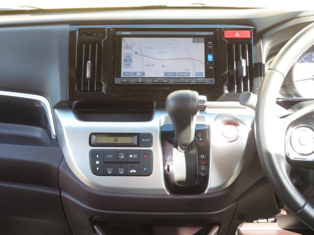 G SSクールパッケージ 純正メモリーナビ フルセグ CD再生 DVD再生 ETC ECON HIDライト オートライト フォグ ステアスイッチ クルコン スマートキー プッシュスタート 横滑り防止 電格ミラー ドアバイザー(21枚目)