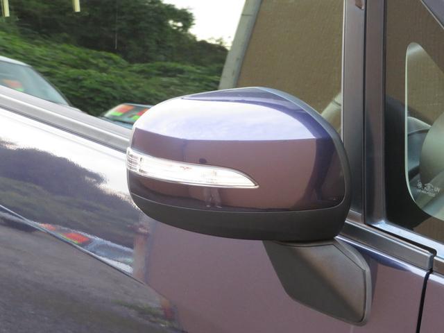 カスタムRS スマートアシスト ターボ ワンオーナー LEDヘッドライト アイドリングストップ スマートキー プッシュスタート 純正15インチAW スマートアシスト 社外CDデッキ ウィンカーミラー ドアバイザー 横滑り防止装置付き(42枚目)