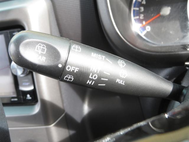カスタム G 社外メモリーナビ フルセグ Bluetooth HIDヘッドライト スマートキー キーフリーシステム アイドリングストップ 純正14インチAW ドアバイザー ウィンカーミラー 電格ミラー(8枚目)