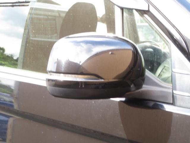 G 純正メモリーナビ CD再生 バックカメラ ステアスイッチ HIDライト オートライト スマートキー プッシュスタート CTBA 純正14インチAW ETC ウィンカーミラー ドアバイザー(43枚目)