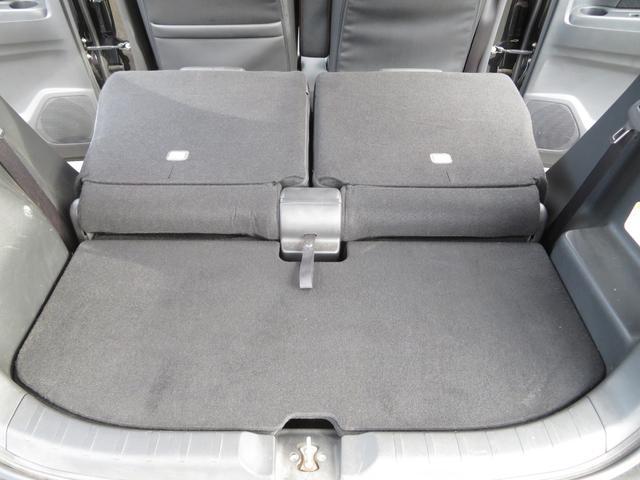 G・ターボパッケージ 新品SDナビ 地デジ Bluetooth ETC クルーズコントロール スマートキー プッシュスタート パドルシフト ウィンカーミラー ドアバイザー 社外14インチAW HIDヘッドライト(16枚目)