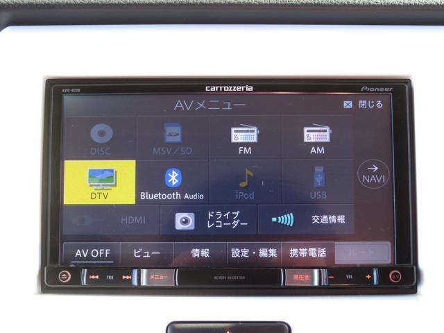 Xターボ ワンオーナー SDナビ Bluetooth フルセグ シートヒーター レーダーブレーキサポート アイドリングストップ スマートキー プッシュスタート HIDヘッドライト オートライト フォグランプ付き(6枚目)