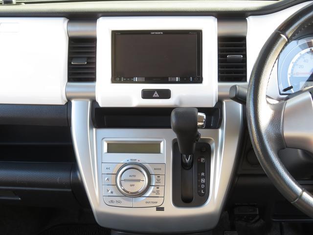 Xターボ ワンオーナー SDナビ Bluetooth フルセグ シートヒーター レーダーブレーキサポート アイドリングストップ スマートキー プッシュスタート HIDヘッドライト オートライト フォグランプ付き(21枚目)