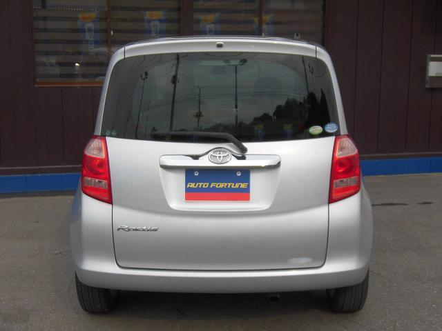 トヨタ ラクティス X キーレス HDDナビ 社外アルミ 1年間走行無制限保証付