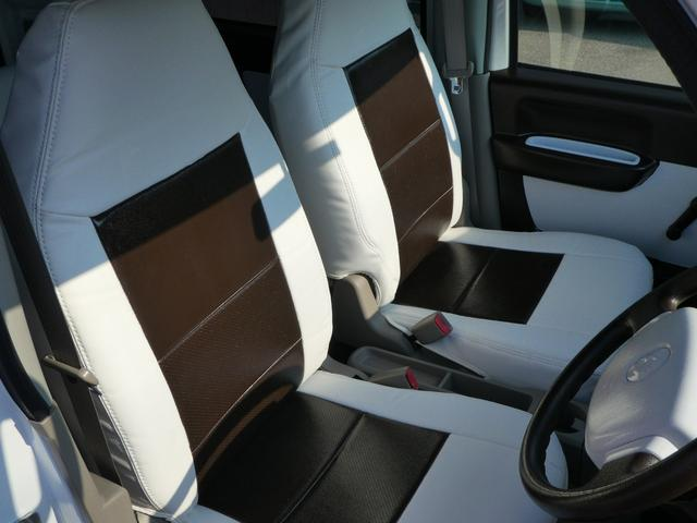 スズキ エブリイ PA フレンチバス 内装カスタム 専用シートカバー 1年保証