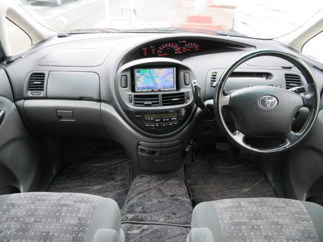 アエラス プレミアム ・4WD・後期型・記録簿8枚・両側電動スライド・HDDナビ・外18AW・ETC・HID・タイミングチェーン(8枚目)