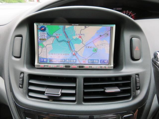 アエラス プレミアム ・4WD・後期型・記録簿8枚・両側電動スライド・HDDナビ・外18AW・ETC・HID・タイミングチェーン(17枚目)