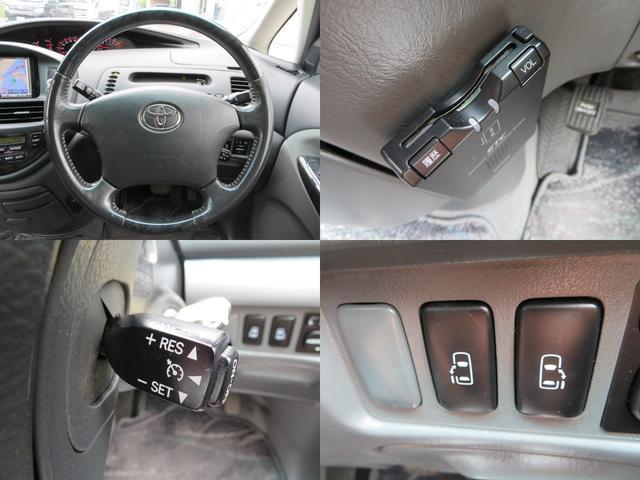アエラス プレミアム ・4WD・後期型・記録簿8枚・両側電動スライド・HDDナビ・外18AW・ETC・HID・タイミングチェーン(30枚目)