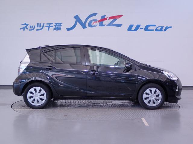 トヨタ アクア S メモリーナビ フルセグTV ETC