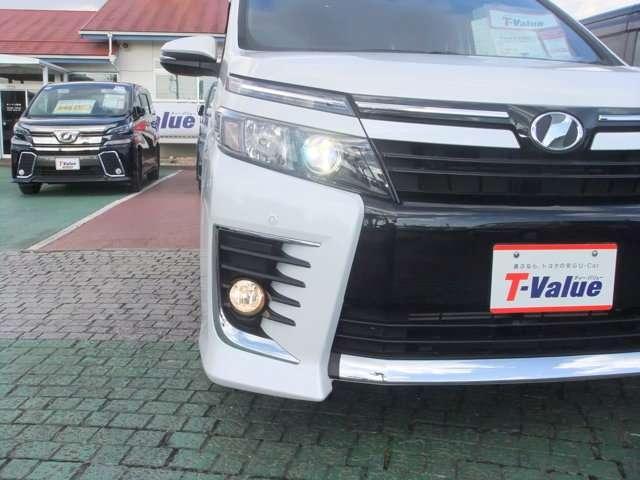 トヨタ ヴォクシー ZS ワンオーナー車 純正メモリーナビ