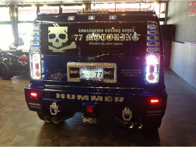 「ハマー」「ハマー H2」「SUV・クロカン」「千葉県」の中古車3