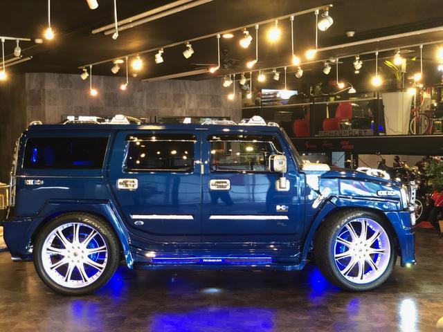 「ハマー」「ハマー H2」「SUV・クロカン」「千葉県」の中古車4