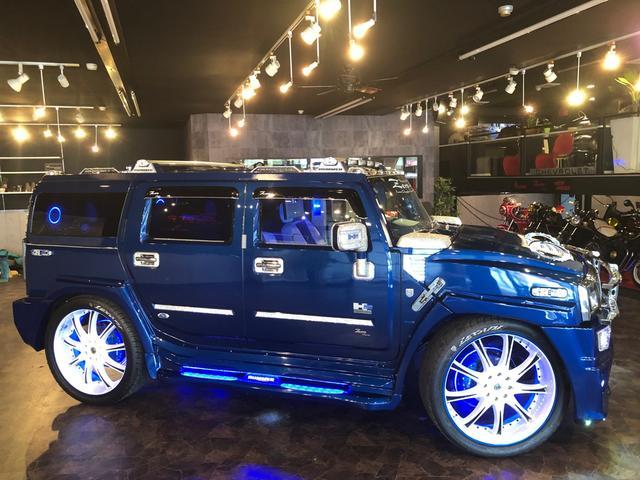「ハマー」「ハマー H2」「SUV・クロカン」「千葉県」の中古車42