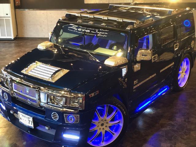 「ハマー」「ハマー H2」「SUV・クロカン」「千葉県」の中古車47