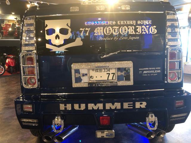 「ハマー」「ハマー H2」「SUV・クロカン」「千葉県」の中古車68