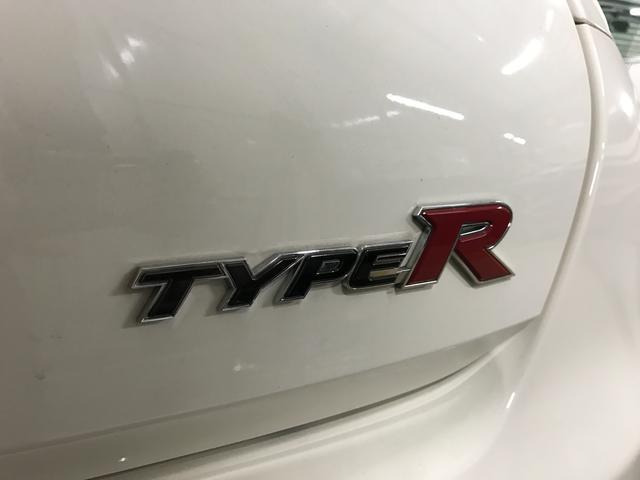 ホンダ シビック タイプR 未使用車 限定750台 ガレージ保管