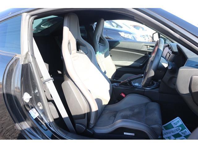 スバル BRZ tS GTパッケージ250台限定車ワンオーナーHDDナビ