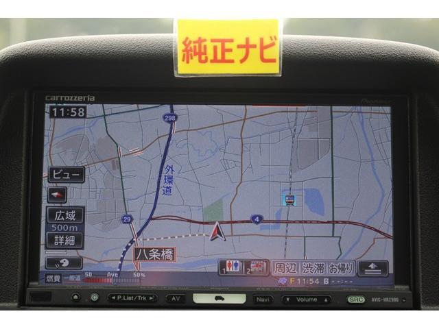 社外ナビ.社外18AW.フジツボマフラー.6速MT.ETC.ミュージックプレイヤー接続可能.地デジ.DVD再生可能.4WD