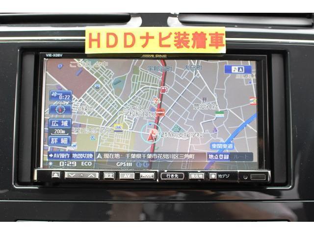 日産 セレナ ライダーブラックライン社外HDDナビ地デジ両側電動ドアHID