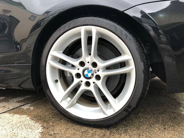 BMW BMW 135i クーペ ターボ 赤革 HDDナビ パドルシフト