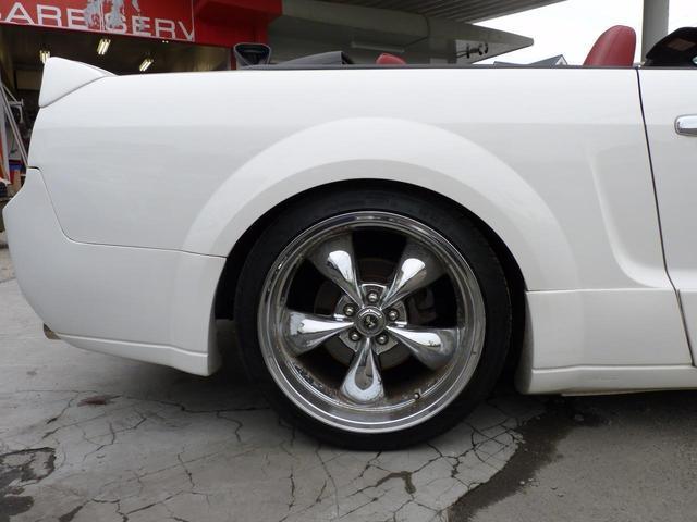 V6 コンバーチブル ゼノンエアロ ローダウン 20アルミ(15枚目)