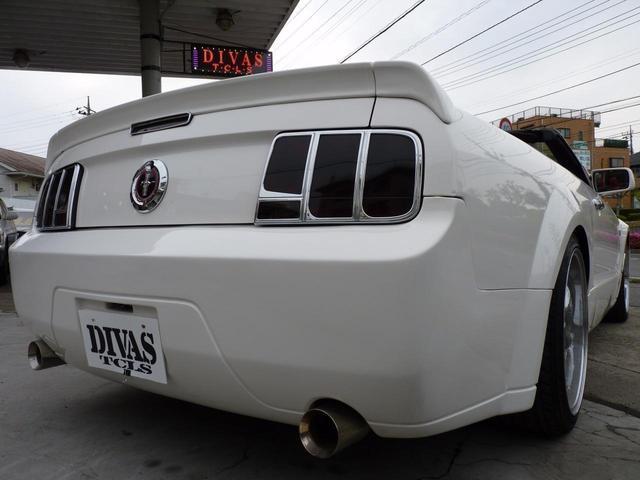 V6 コンバーチブル ゼノンエアロ ローダウン 20アルミ(17枚目)