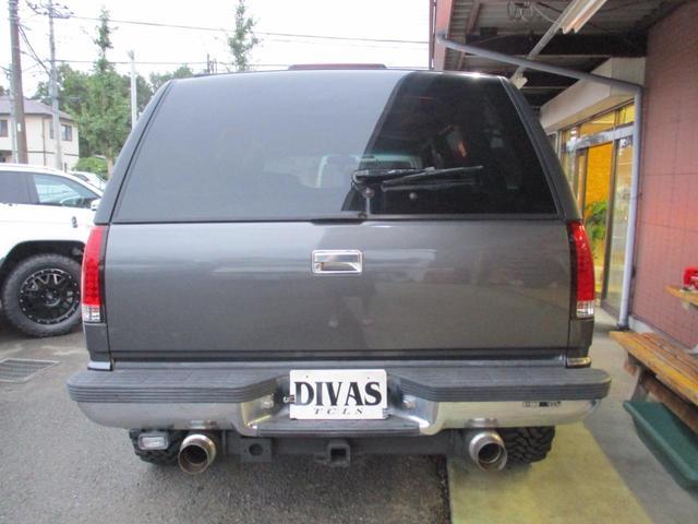「シボレー」「シボレータホ」「SUV・クロカン」「千葉県」の中古車7