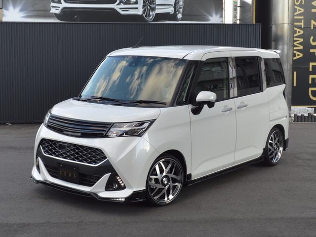 トヨタ タンク カスタムG S 新車コンプリートカーエアロ車高調