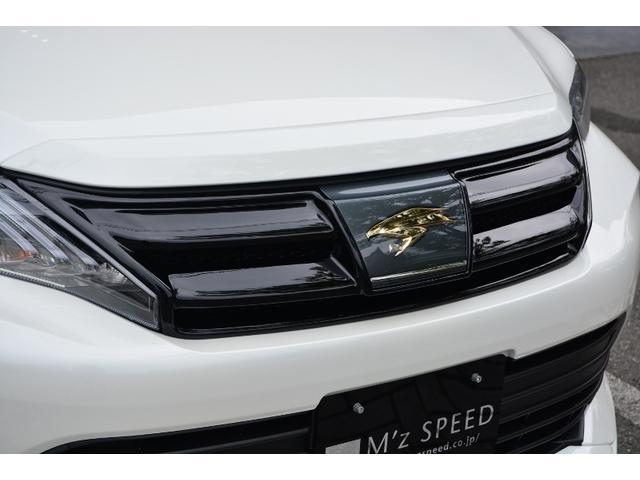 トヨタ ハリアー プレミアム ZEUS新車コンプリートエアロ20AWマフラー