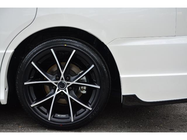 トヨタ ヴォクシー ZS7人ZEUS新車コンプリートエアロサス18AWマフラー