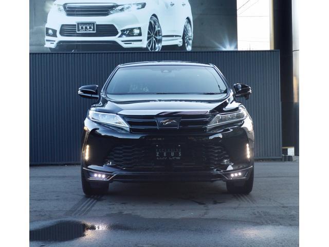 ターボプレミアムZEUS新車コンプリートエアロ車高調22AW(3枚目)