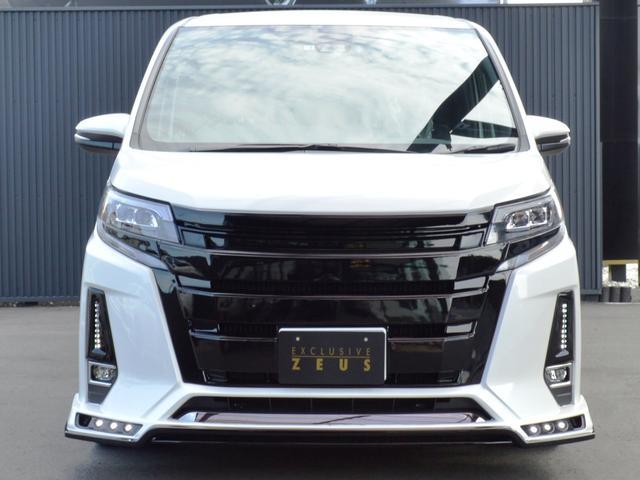 W×B 7人ZEUSコンプリート 車高調 19AW ナビ付き(5枚目)