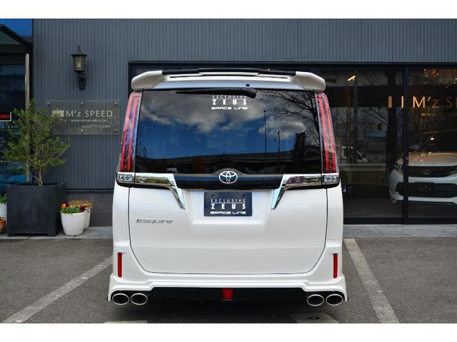 Gi 7人 ZEUS新車コンプリート エアロ 車高調19AW(6枚目)