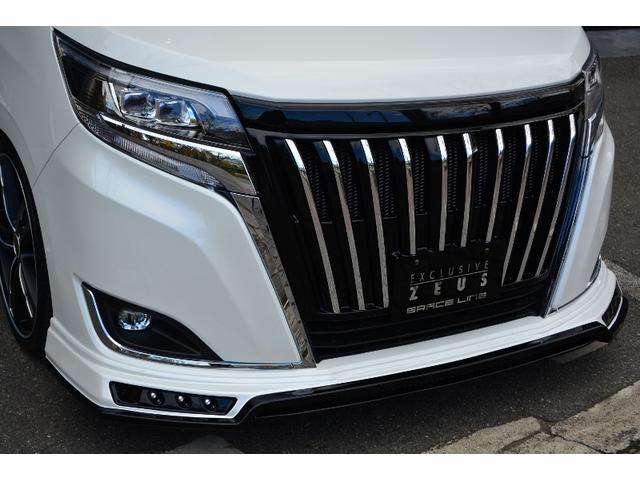 Gi 7人 ZEUS新車コンプリート エアロ 車高調19AW(7枚目)