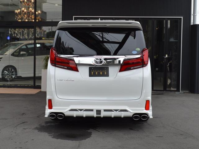 2.5S CパッケージZEUSコンプリートカー車高調22AW(10枚目)