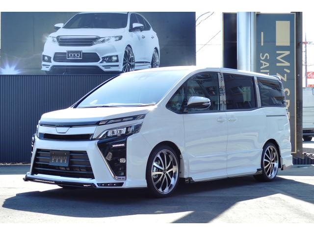 ZS 7人 ZEUS新車コンプリート車高調19AW ナビ付き(2枚目)