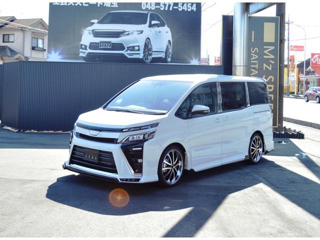 ZS 7人 ZEUS新車コンプリート車高調19AW ナビ付き(3枚目)